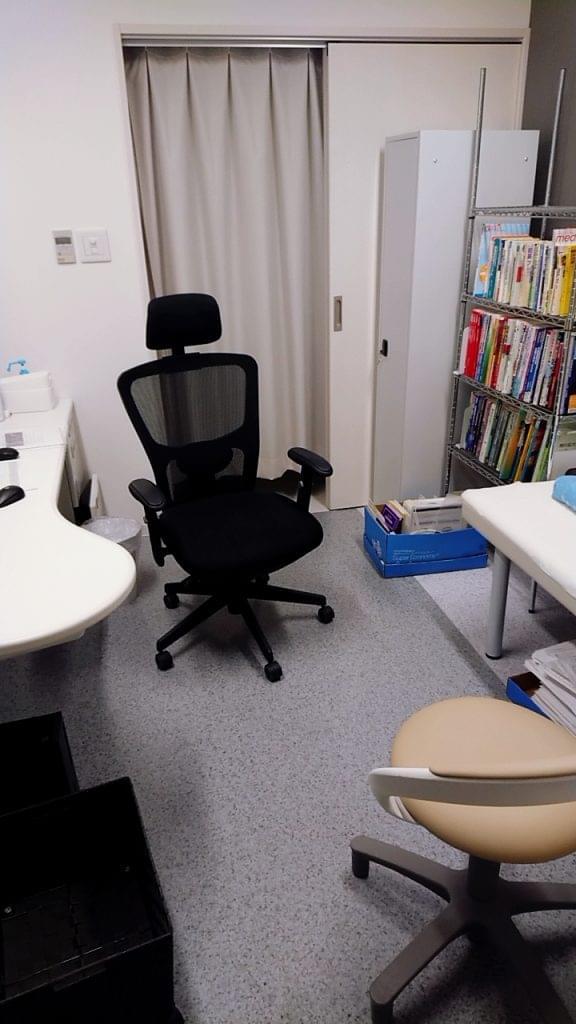 新エコー室・新第2診察室できました!